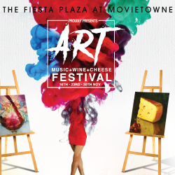 Art, Wine, Music and Cheese Festival 2016