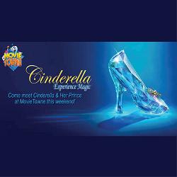 Cinderella Photo Op