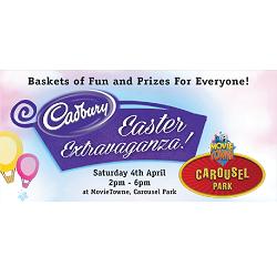Easter Cadbury Carousel Park Hunt